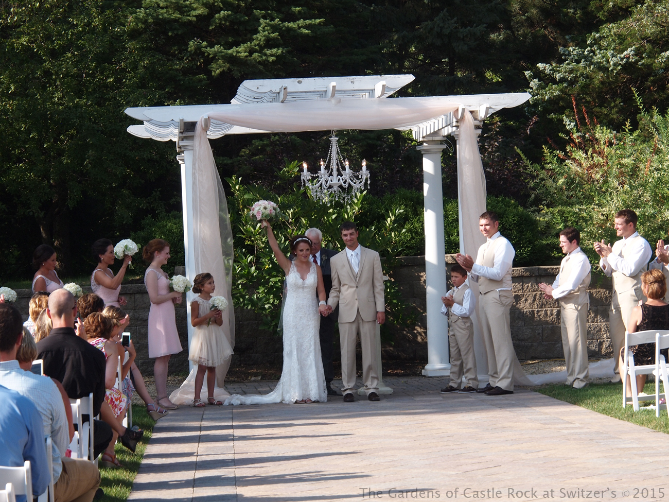 Anna & Colton at The Gardens of Castle Rock - Beautiful Minnesota Wedding