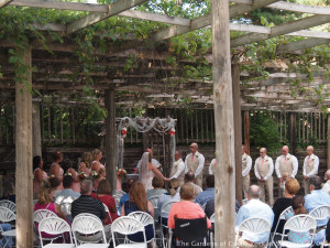 Heather & Lance at The Gardens of Castle Rock - MN Summer Wedding under the Grape Vines