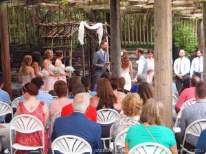 Jynnel & Joe at The Garden of Castle Rock ~ Minnesota Wedding Venue