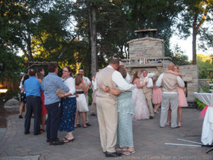 Sunday afternoon wedding party dance ~ Heather & Lance at The Gardens of Castle Rock - MN Summer Wedding under the Grape Vines