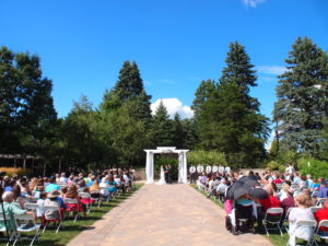 Brittany & Caleb at The Gardens of Castle Rock ~ Minnesota Summer Garden Wedding
