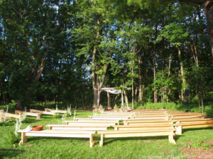 Shannon & Jeran at The Gardens of Castle Rock Wedding in the Woods - Minnesota Wedding & Event Center