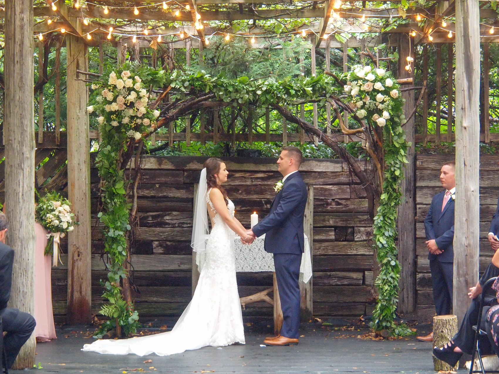 Helpful Tips for your Outdoor Wedding: Hope for the Best ...