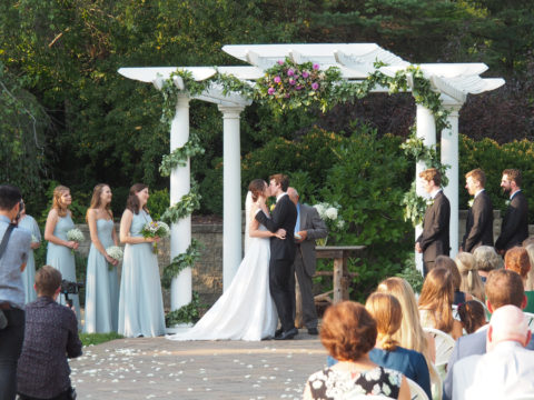 The Ceremony at The Gardens